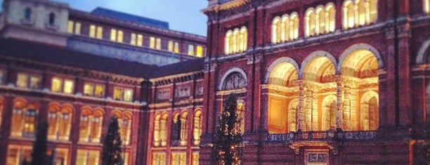 Victoria and Albert Museum (V&A) is one of Things to do in Europe 2013.