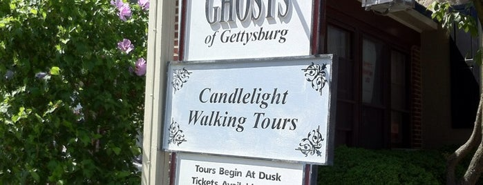 Ghosts of Gettysburg Tours is one of Gettysburg Ghost Hunting.