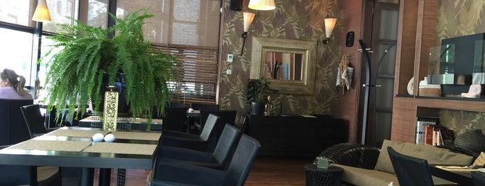 Mezzo Music Restaurant is one of Lugares favoritos de Andrea.