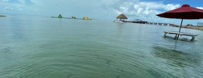 Secret Beach is one of Belize.