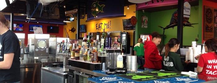 Fuzzy's Taco Shop is one of Usaj'ın Beğendiği Mekanlar.