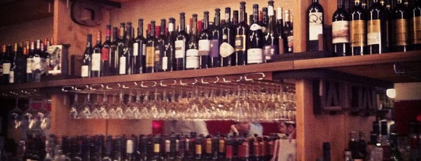 Amélie is one of NYC Wine Bars.