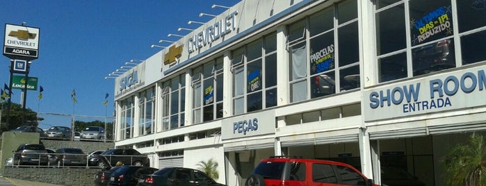 Concessionária Adara Chevrolet is one of Dealers.