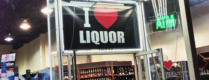I Love Liquor is one of Guide to Miami Beach's best spots.