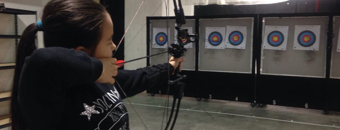 Gotham Archery is one of NYC Miscellaneous.