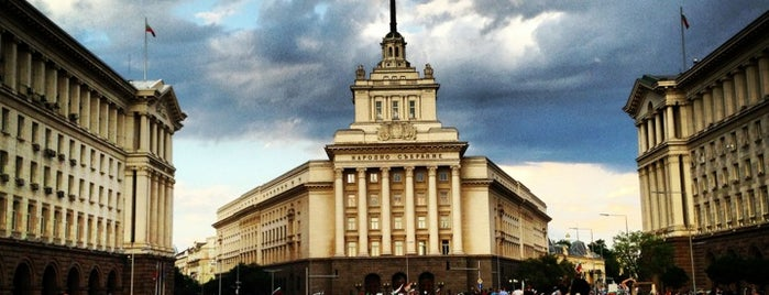 Министерски Съвет (Council of Ministers) is one of Locais curtidos por 83.
