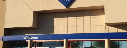 Sam's Club is one of Ashleyさんのお気に入りスポット.