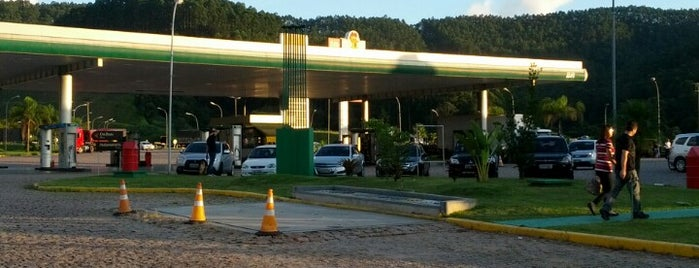 Posto Frango Assado (Petrobras) is one of Lugares favoritos de Sergio M. 🇲🇽🇧🇷🇱🇷.