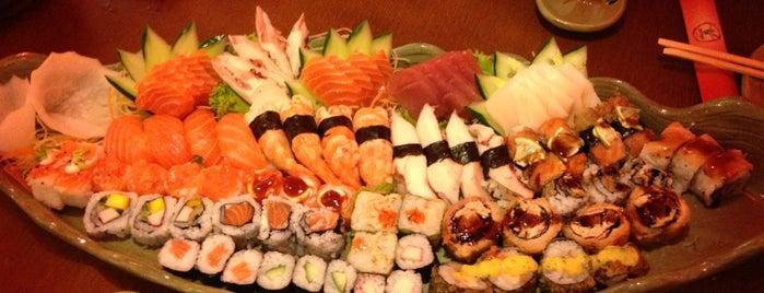 Zensei Sushi is one of Lugares para visitar.