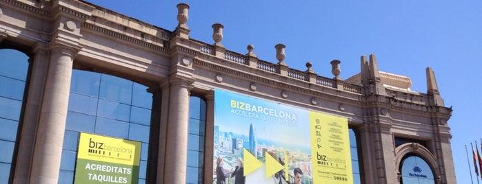 Biz Bcn 2013 is one of Lugares favoritos de Enric.