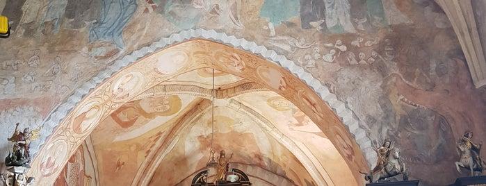 Kostol Ducha svätého is one of UNESCO World Heritage Sites in Eastern Europe.