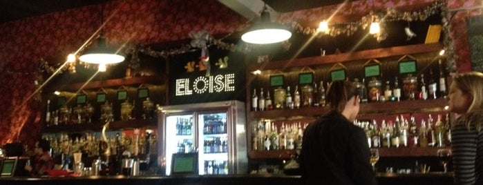 Eloise is one of Cool Bars El Paso.