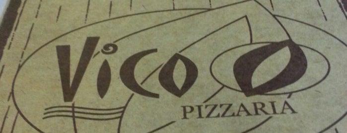 Vico Pizzaria is one of Locais curtidos por Janete.