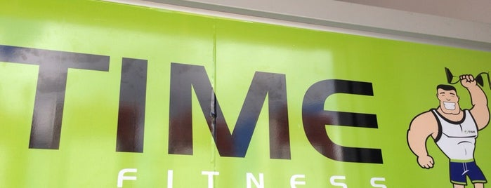 Academia Time Fitness is one of Marcosさんのお気に入りスポット.