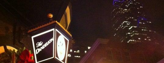 The Dandelion is one of 50 Best Restaurants in Philadelphia for 2013.
