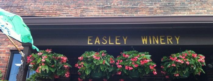 Easley Winery is one of สถานที่ที่ Jared ถูกใจ.
