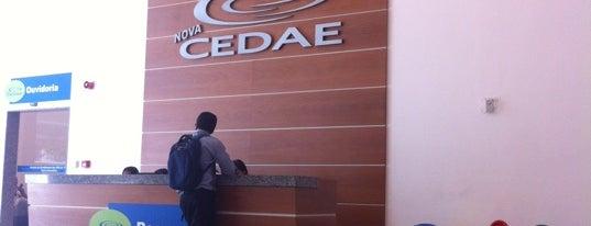 Nova Cedae - Companhia Estadual de Águas e Esgotos is one of Orte, die Cris gefallen.