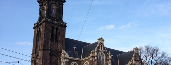 Westerkerk is one of Favorite Places Around the World.