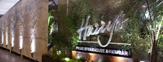 Harry's Prime Steakhouse & Raw Bar is one of MEX DF.