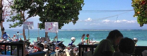 Komilfo - Beach Bar & Resto is one of Sanur, Bali.