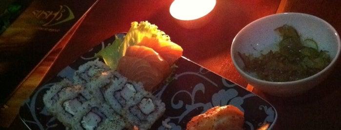 Sushi do Edu is one of Orte, die Luis Gustavo gefallen.