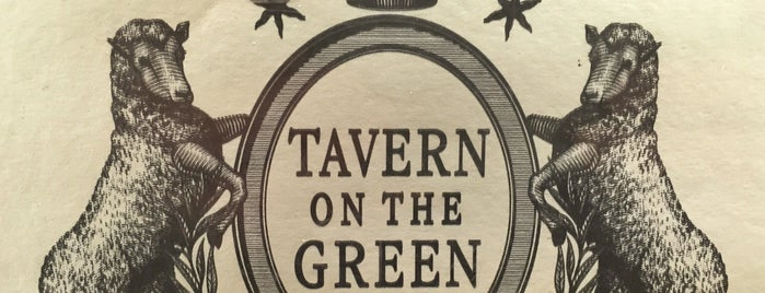 Tavern on the Green is one of The World of NYC Swing Dancing.
