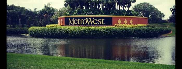 MetroWest is one of EUA - Leste.