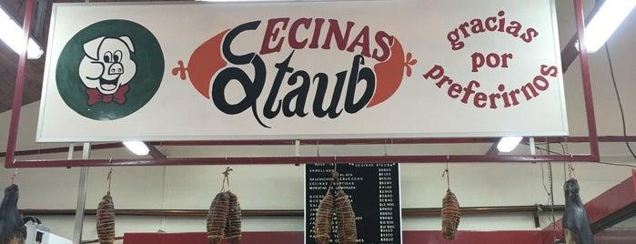 Cecinas Staub is one of สถานที่ที่ Karen ถูกใจ.