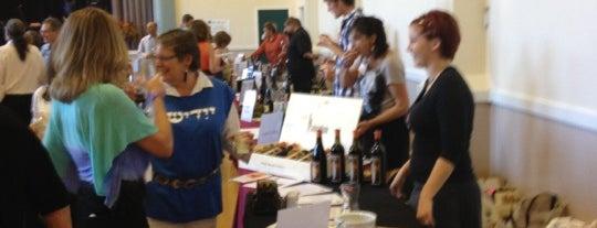 Jewish Winemakers Tasting is one of Wineries / Vineyards.