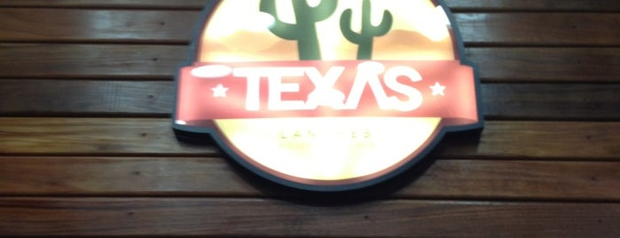 Texas Lanches is one of Orte, die Natalia gefallen.