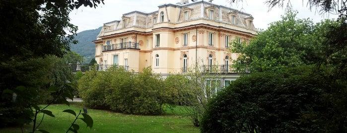 Villa Taranto is one of Lago Maggiore.