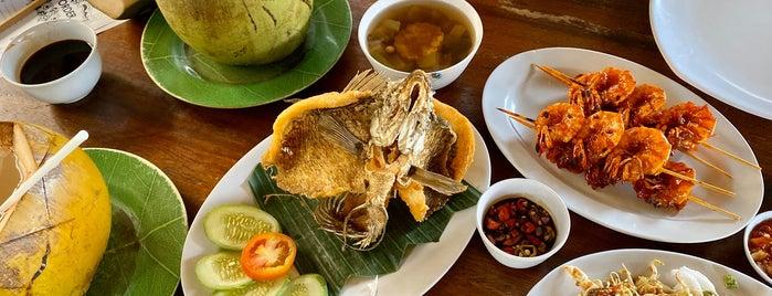 Gubug Makan Mang Engking is one of Kuliner Bekasi.