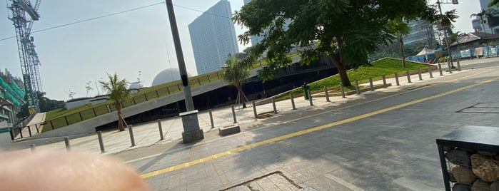 Taman Ismail Marzuki is one of 4sq Cities! (Asia & Others).