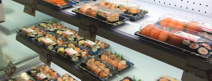 AEON Sushi Dash & Go is one of Affordable Sushi & Sashimi.