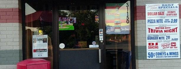 Jr's Bar & Grill is one of Lieux sauvegardés par JULIE.