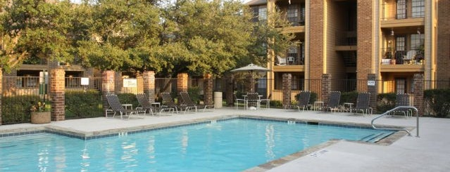 The Arbors of Euless Apartments is one of Lieux qui ont plu à Cameron.