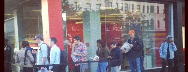 Verizon is one of Information on Greater Harlem.