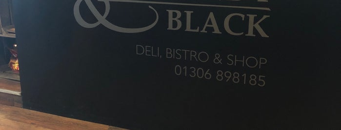 Burgundy & Black is one of Brendan: сохраненные места.