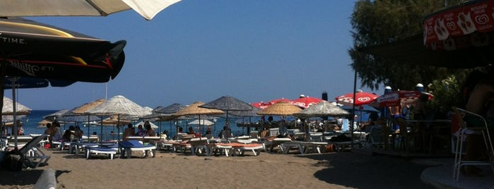Meteor Beach 2 is one of Lieux qui ont plu à Mustafa.