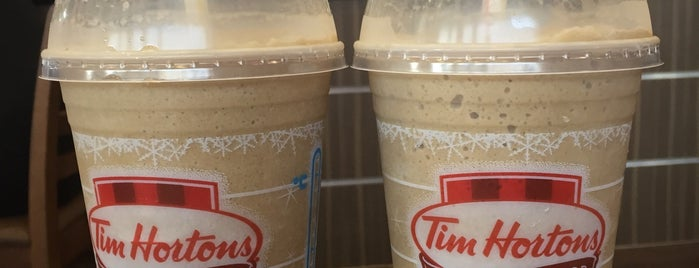 Tim Hortons is one of UAE: Dining & Coffee.