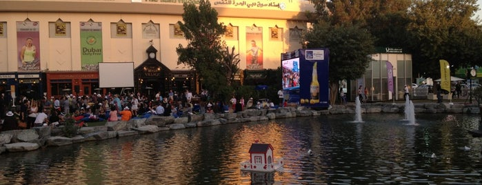 Irish Village is one of The Ultimate Guide to Dubai.