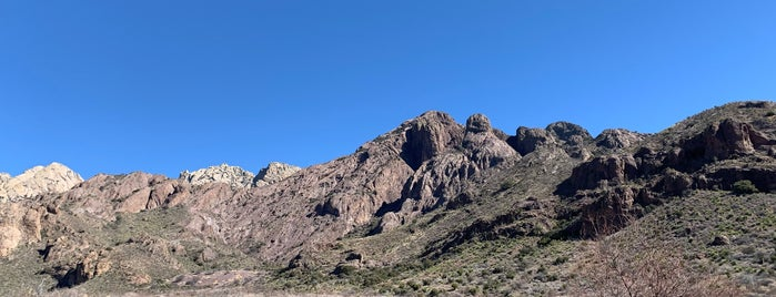 Organ Mountains-Desert Peaks National Monument is one of New Mexico.