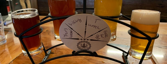 Cloudcroft Brewing Company is one of New Mexico.
