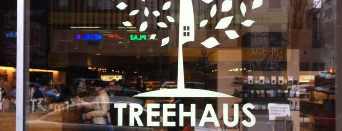TreeHaus is one of Coffee and Coworking.