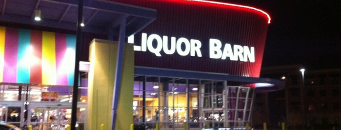 Liquor Barn is one of Lugares favoritos de Kimberly.