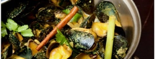 Flex Mussels is one of Must try restaurants.