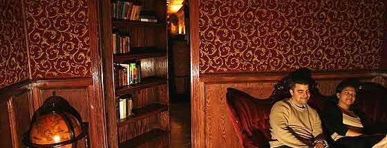 Back Room is one of Whisky Bars @ NYC & Boston.