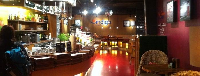 Indigo is one of Salzburg favorites.