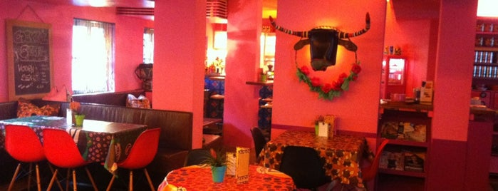Afro Cafe is one of SALZBURG SEE&DO&EAT&DRINK.