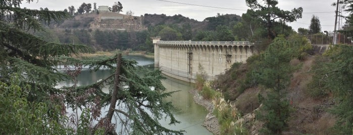 Lake Hollywood Reservoir is one of Best of Hollywood.